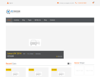 carssouq.com screenshot