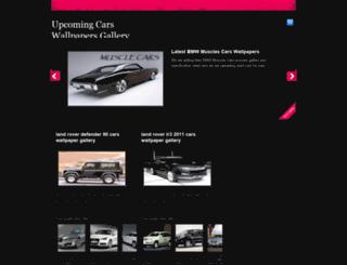 carswallgallery.blogspot.com screenshot
