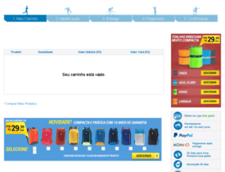 cart.decathlon.com.br screenshot