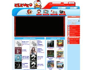 carta-astral-ar.kekuko.com screenshot