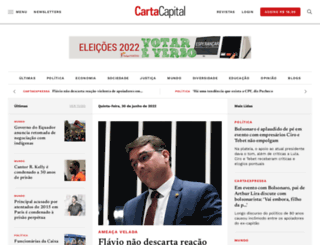 cartacapital.com.br screenshot