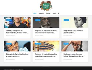 cartanaescola.com.br screenshot