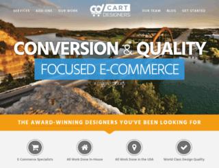 cartdesigners.com screenshot