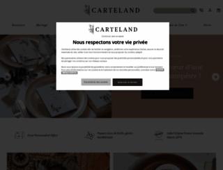 carteland.com screenshot