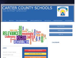 carter.kyschools.us screenshot
