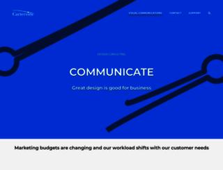 cartervine.com screenshot