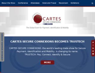 cartes-america.com screenshot