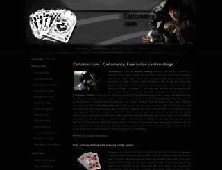 cartoman.com screenshot
