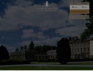 cartonhouse.com screenshot