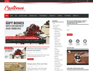 cartonus.com screenshot