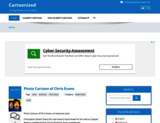 cartoonized.net screenshot