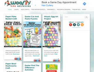 cartoonjr.com screenshot