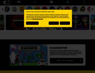 cartoonnetwork.dk screenshot