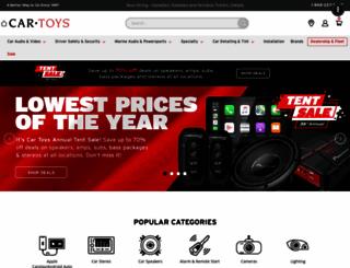 cartoys.com screenshot