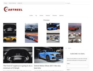 cartreel.com screenshot