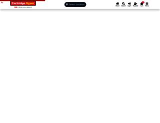cartridgehyper.co.za screenshot