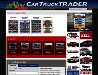 cartrucktrader.com screenshot