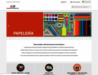 cartuchostinta.com screenshot