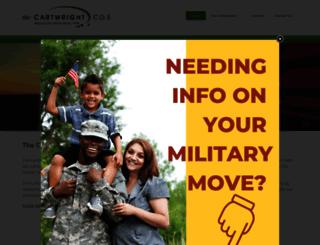 cartwrightcompanies.com screenshot