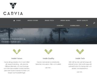 carvia.net screenshot