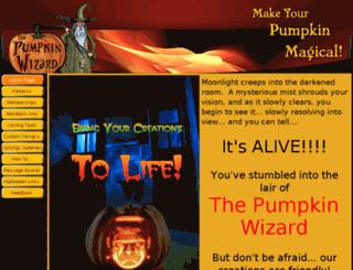 carvingpumpkins.com screenshot