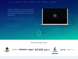carvivo.com screenshot