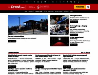 carwash.com screenshot