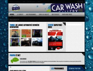 carwashgallery.fr screenshot