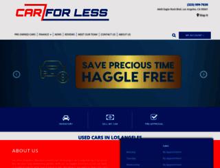 carzforless.com screenshot