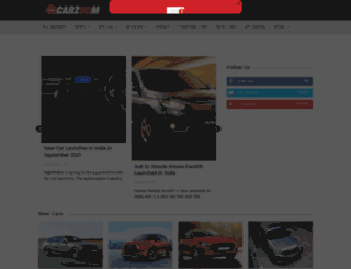 carzoom.in screenshot