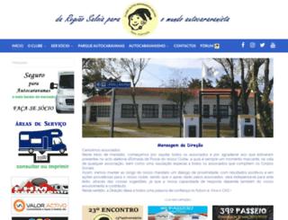 cas-autocaravanismo.com screenshot