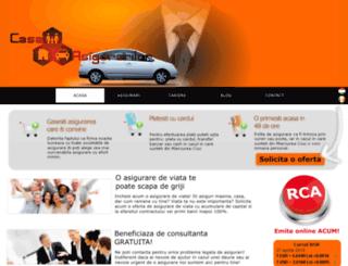 casa-asigurarilor.ro screenshot
