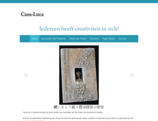 casa-luca.nl screenshot
