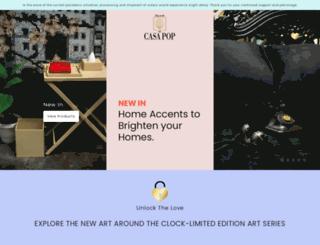 casa-pop.com screenshot
