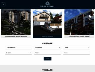 casa-regal.com screenshot