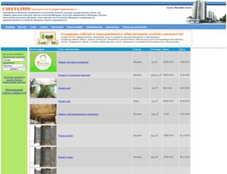 casa-ta.info screenshot