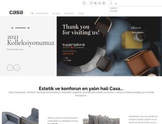 casa.com.tr screenshot