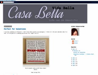 casabelladecor.blogspot.com screenshot