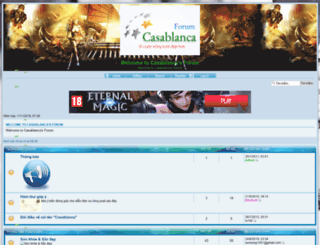casablanca.top-forum.net screenshot