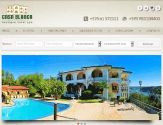 casablancahotel.net screenshot