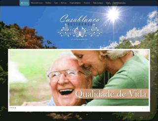 casablancaresidence.com.br screenshot