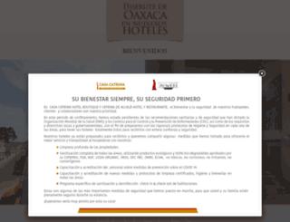casacatrina.com.mx screenshot