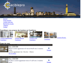 casaciblepro.com screenshot
