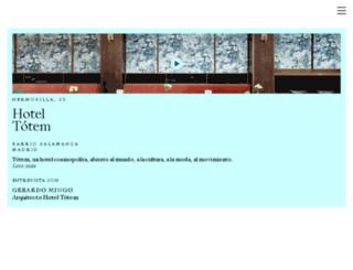 casacuberta.com screenshot