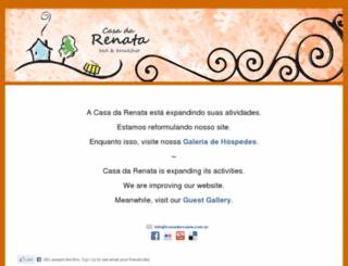 casadarenata.com.br screenshot