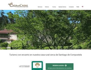 casadecasal.com screenshot