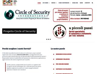 casadellagioventu.it screenshot