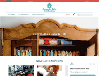 casadetela.com screenshot