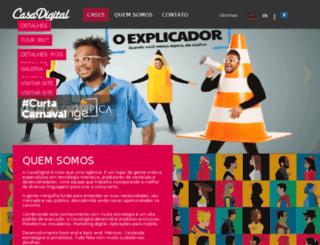 casadigital.com screenshot