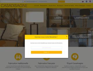 casadisagne.com screenshot